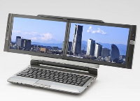 Kohjinsha-DZ-Series-Dual-Screen-Notebook-Netbook